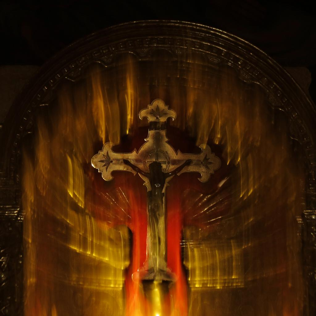 8A107742-Christ de Compostelle