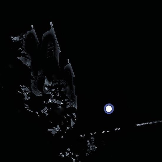 97208489-La lune bleue et les trois Maries