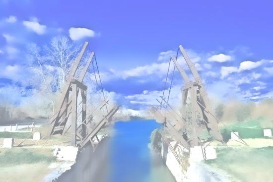 C1162782-Le rêve de Van Gogh...