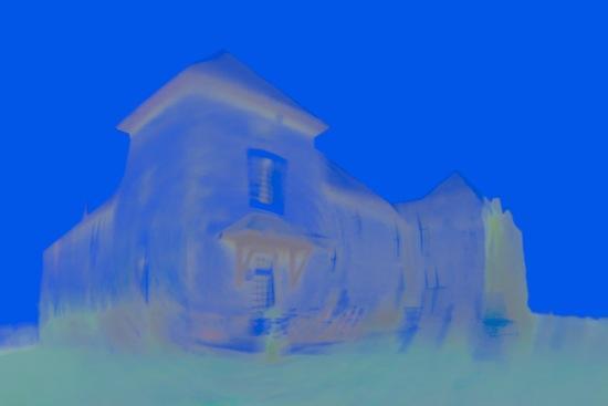C6266802-Le Châteu bleu !