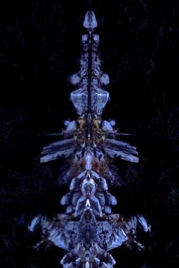 CB046521-Totem indien