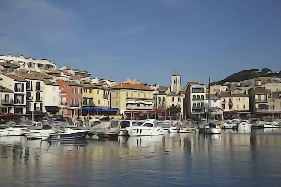 F1056300-Le Port de Cassis