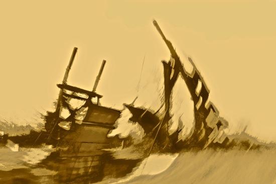 C1163009-Le naufrage de Van Gogh...