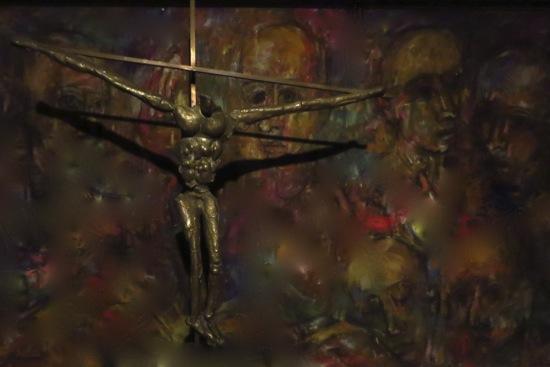 CB046434'-Le Christ d'Auschwitz...