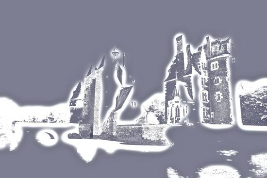 E5055233-Le Château Fantôme !