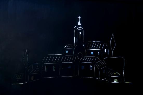 F2161560-2-Jean Lumière : La petite Eglise