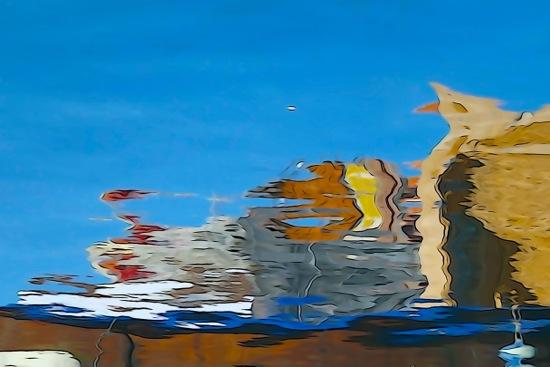 F2222206-Reflet abstrait