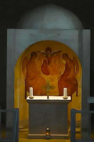 F2233047-L'autel de Bethléem