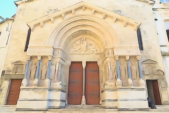 F2273442-Saint Sulpice - Arles