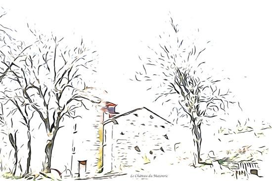 F4147831TR-Château du Mazonric