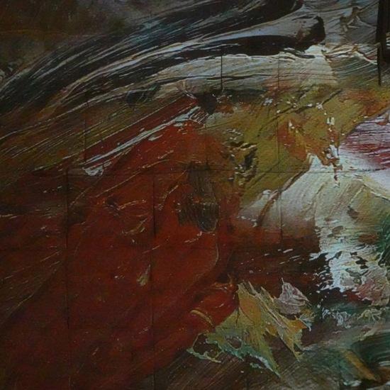 F8084884-La Palette de Van Gogh !