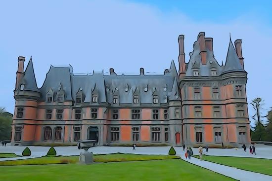 F9223112-Château de Trévarez