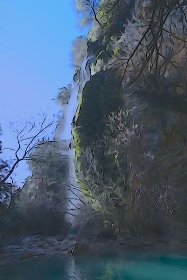 G1319909-Brume de cascade