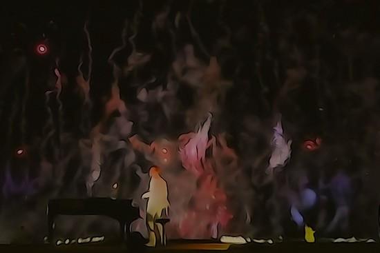 H1017707-Il jouait du piano debout !