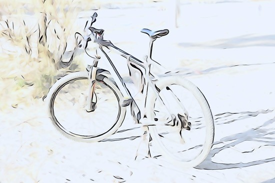H1088359-La la la... à bicyclette !