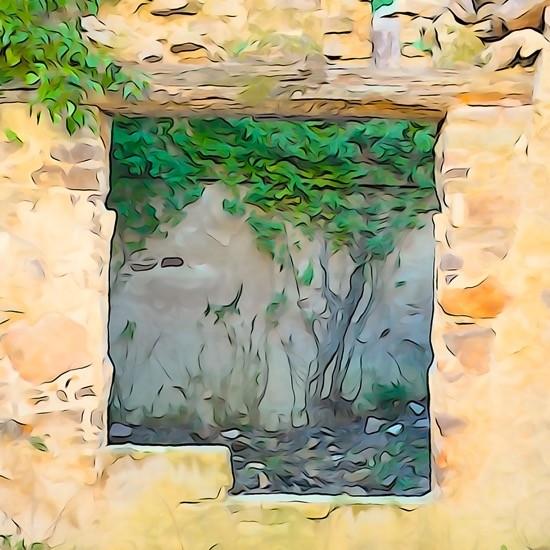 H2170655-Fenêtre sur cour