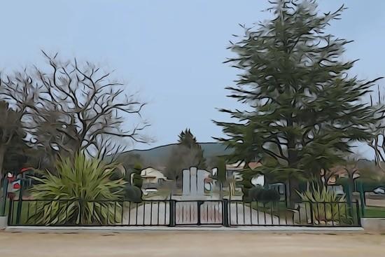 H3041133-Le Cannet-Monument Souvenir