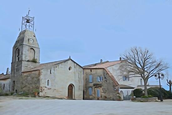 H3041174-Le Vieux Cannet-L'Eglise