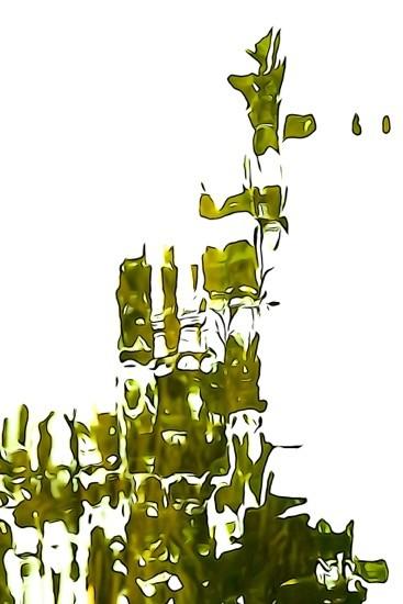 H8127040-Déco végétale