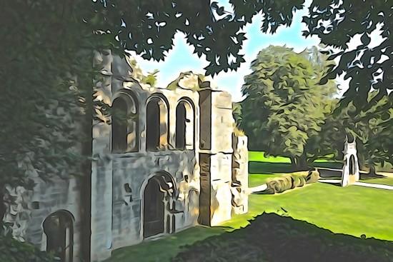 H9068988-La vieille Abbaye