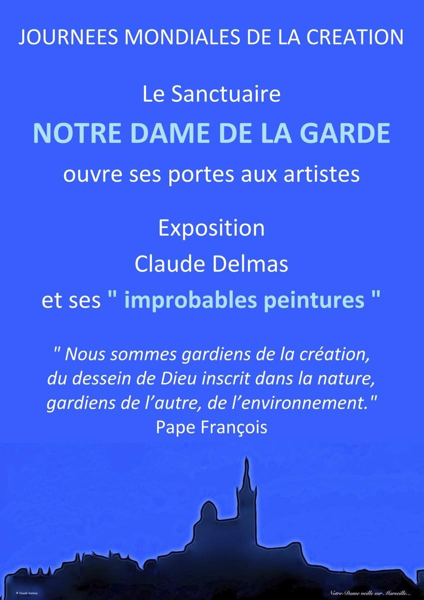 Expo La Création ND de la Garde